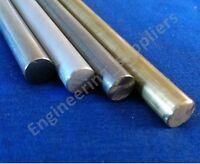 8mm Diameter Aluminium, Brass, Stainless & Mild Steel Rod Bar Various Lengths