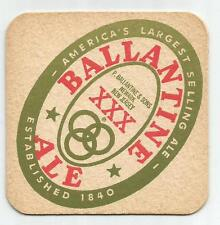 16  Ballantine Ale Be An Ale Man Beer Coasters