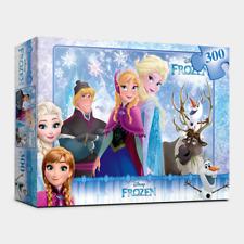 """Jigsaw Puzzles Big 300 Pieces """"FROZEN"""" / Disney / D303 / Contemporary Puzzles"""