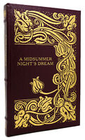 William Shakespeare A MIDSUMMER NIGHT'S DREAM Easton Press 1st Edition 1st Print