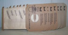 8 Electrolux Canister Vacuum Cleaner Bags Fits All Models New/Opened Bag