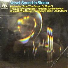 Ed Wernov And His Orchestra(Vinyl LP)Velvet Sound In Stereo-Marble Arch-VG/VG+