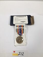 Global War On Terrorism Service Medal Set , DOD SPMICI0-08-V-0147