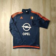 Feyenoord Rotterdam Opel Adidas Long Sleeve Trainer S27113 size m