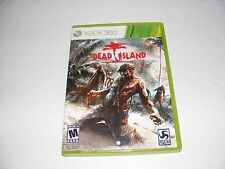 Dead Island (Microsoft Xbox 360, 2011) complete