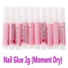 10PCS 2g Mini ProfessionaL Beauty Nail Glue False Art Decoration Tips Acrylic