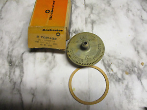 1962 Buick NOS GM 7021432 Thermostatic Choke Coil Assy Rochester 4GC 4 BBL 62