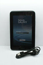 """Black/Grey 7"""" Samsung Galaxy Tab 2 7.0 GT-P3110 8GB WIFI"""