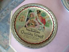Mackintosh's Quality Street Toffee and Chocolate tin