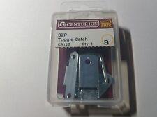 Bzp toggle catch dans réutilisable boîte de rangement en plastique pack de 1 CEN020