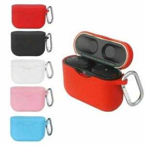 For Sony WF-1000XM3 Headset Silicone Protective Cover Case Anti-Shock Soft Shell