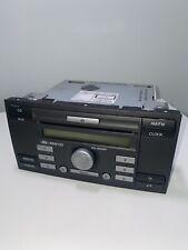 Genuine Ford 6000 CD jefe unidad Focus II Transit 6S61-18C815-AH (buen Estado)