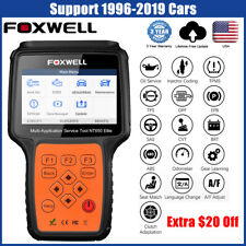 FOXWELL NT650 Elite Auto OBD2 Diagnostic Scanner ABS SRS DPF TPMS Oil Reset Tool