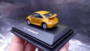 ** Gaugemaster Car GM312 Volkswagen New Beetle RSI 1:87 Scale