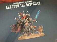Warhammer 40K Abaddon the Despoiler  - Neu und verschweißt !