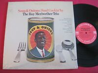 LP -  ROY MERIWETHER TRIO - SOUP & ONIONS / SOUL COOKIN (1966) COLUMBIA CL 2433