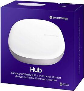 NEW - Samsung SmartThings Home Automation Hub Gen 3 - Alexa Google Home WIreless