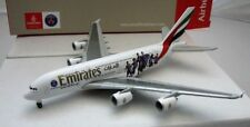Herpa 529440 Emirates Airbus A380 Paris Saint Germain