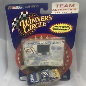 Mike Skinner Lowes NASCAR Winners Circle Team Authentics Rare 3 Color Uniform