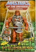 MOTUC Masters of the Universe Classics Battle Armor He-Man Action Figure MOC
