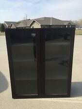Glass Door Wall Cabinet (New in Box)