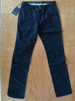 STEFANO RICCI Hose Chinohose Freizeithose Pants Jeans Gr. IT 34 Lange 34 W34