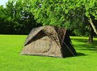 Texsport Headquarters Camo Square Dome Tent 01333 Camping Hunting Fishing Hiking