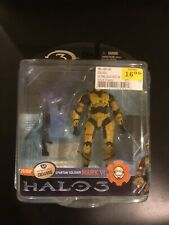 New Halo 3 Series 2 Spartan Soldier Mark VI FYE Suncoast Exclusive MCFARLANE TOY