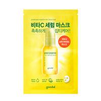 [Goodal] Green Tangerine vita C Serum mask * 1/3/5/10 sheets - 30ml