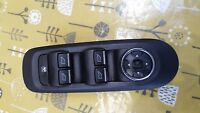 FORD S-MAX TITANIUM   ELECTRIC WINDOW SWITCH PANEL  WITH WING MIRROR SWITCH