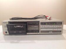 Vintage Sony Stereo Cassette Deck TC-FX500R