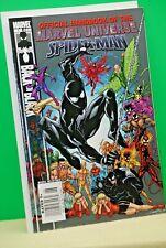 Official Handbook Of The Marvel Universe Spider-man 1 - Comic Book - Unread