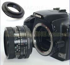 Montures et adaptateurs d'objectifs pour appareil photo et caméscope