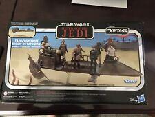 Star Wars Vintage Collection JABBA'S TATOOINE SKIFF Return of The Jedi