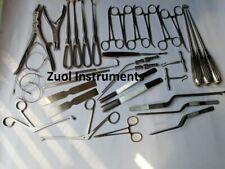 Basic Craniotomy Set Of 40 Pcs Surgical Instruments Good Quality