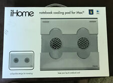 NEW iHOME NOTEBOOK COOLING PAD FOR MAC