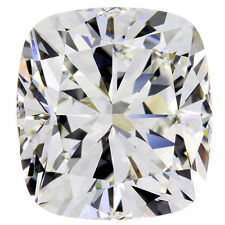 1.02 carat Cushion cut Diamond GIA certificate F color SI1 clarity loose Ideal