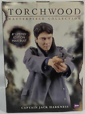 "Doctor who/torchwood: capitaine jack harkness 8"" limite edition maxi buste (tk)"