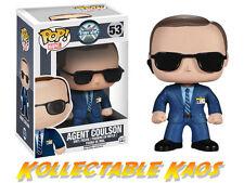 Agents of SHIELD - Agent Coulson Pop! Vinyl Figure