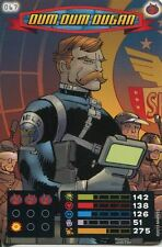 Spiderman Heroes And Villains Card #067 Dum Dum Dugan