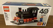 LEGO Train 40 Year Anniversary Steam Engine (40370)