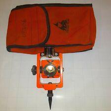 Seco Mini Prism Surveying Tool in Case