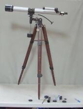 Vintage Jason 313 Discoverer Astronomical Telescope F=90mm D=60mm + Extras