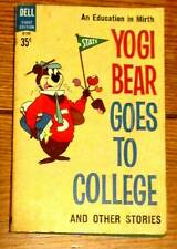 Yogi Bear Goes To
