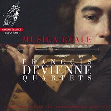 F. Devienne / Musica - Flute Quartets Op.66 Nos.1 & 3 - Bassoon Quartets [New SA