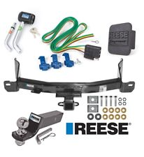 """Reese Trailer Tow Hitch For 09-14 Ford F-150 Deluxe Wiring 2"""" Ball and Lock"""