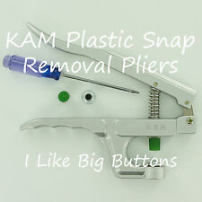 KAM Plastic Snap Removal Pliers for KAM Snaps Cloth Diapers/PUL/Bibs/Nappy