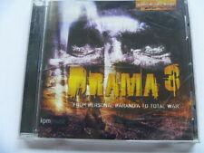 NICK BARDONI STEVE WARR DRAMA 3 KPM  RARE LIBRARY SOUNDS MUSIC CD