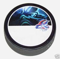 ELMIRA JACKALS ECHL Hockey SOUVENIR PUCK NEW Team Logo Perfect for Autographs