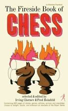 Fireside Book of Chess, Irving chernev/fred reinf, Good Condition, Book